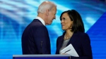 Biden chooses Kamala Harris as running mate