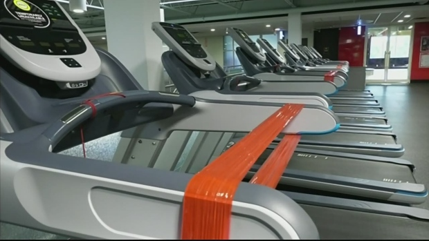Gyms and fitness centres prepare to open in Windsor-Essex as part of Stage 3. (Rich Garton / CTV Windsor)
