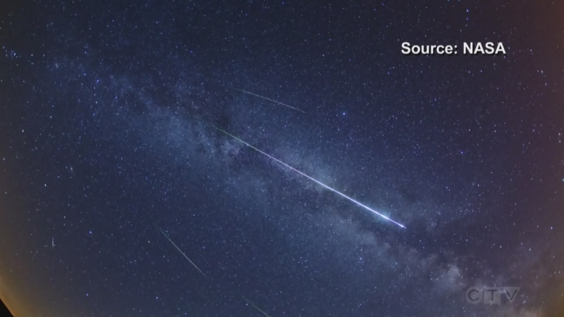 Watch Tony Ryma's interview with Antoine Garwah from Science Timmins about the annual Perseids meteor shower happening Tuesday night.
