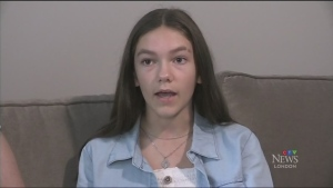 Emma Fisher Steed talks about the explosion that destroyed her home and how she is healing.