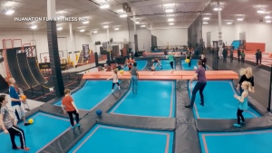 Effective Sept. 23, indoor play facilities in Alberta are permitted to reopen. For some businesses, like Calgary's Injanation, the announcement comes after they closed for good (file)