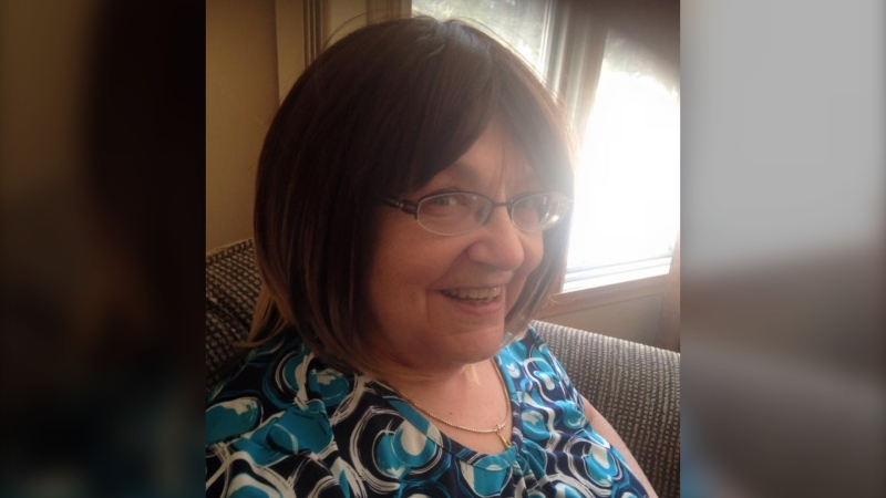 Margaret Davidson was diagnosed with Stage 4 cancer four weeks ago and given only a month to live. (Submitted)