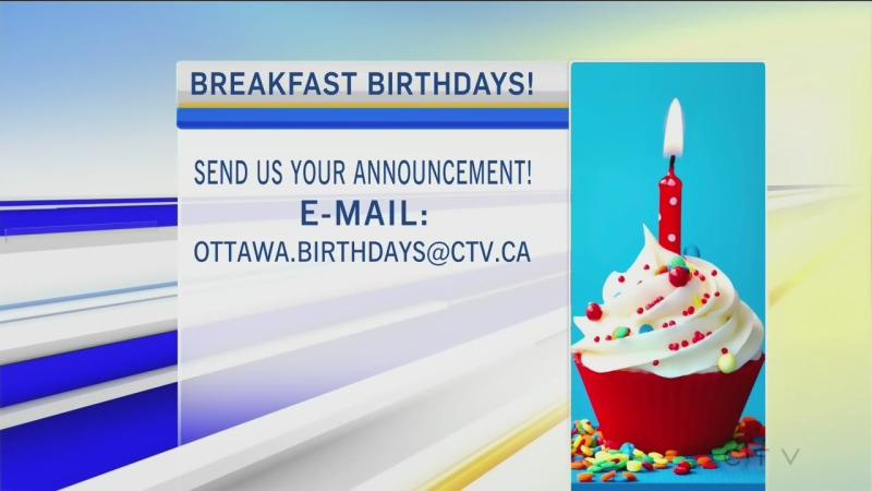 CTV Morning Live Birthdays Aug 12