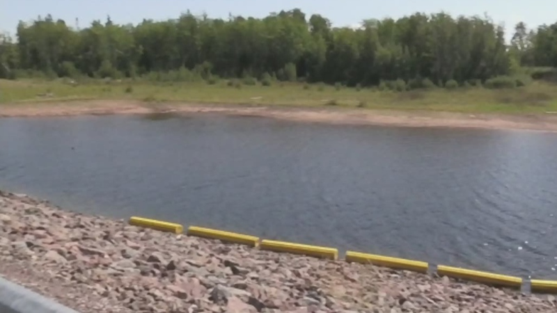 Threat of blue-green algae in Moncton reservoirs