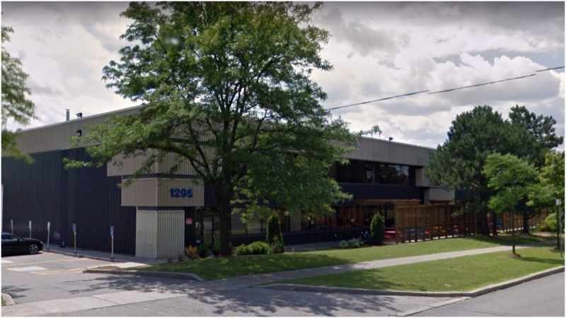 A FGF Brands facility in North York is seen here in this undated photo. (Google Street View)
