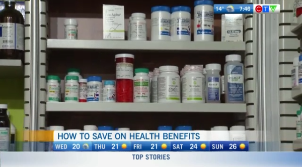 Save money on health benefits
