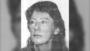A reconstruction shows an unidentified woman who died at Broadway Station in 1998.