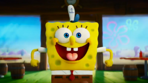 SpongeBob SquarePants is on his way to theatres and he will look like he's never looked before in CGI style.