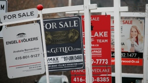 What is going on in the real estate market?