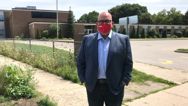 Ontario Liberal Leader Steven Del Duca says Rob Ford's back-to-school plan is 'not good enough'