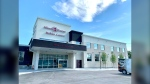 The Siloam Mission's newest facility, the Buhler Centre 9CTV News Photo Scott Andersson)