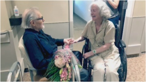 A couple married for 57 years was finally reunited this week after nearly three months apart due to an unexpected hospital stay and a 14-day quarantine. (CTV News Toronto)