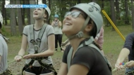 A different kind of camp experience this year