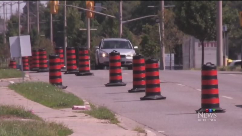 K-W to keep its temporary bike lanes