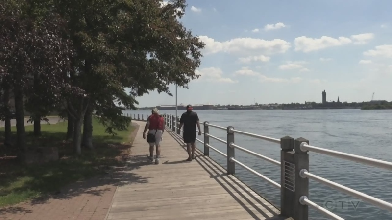 Watch Tony Ryma's interview with St. Catharines Mayor Walter Sendzik about a Great Lakes and St. Lawrence fresh water initiative.