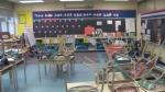 Parents protest school re-opening plan