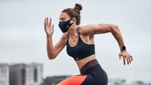 IFTNA has already collaborated with Under Armour to release a face mask treated with PROTX2, specifically designed for athletes. (IFTNA / HO)