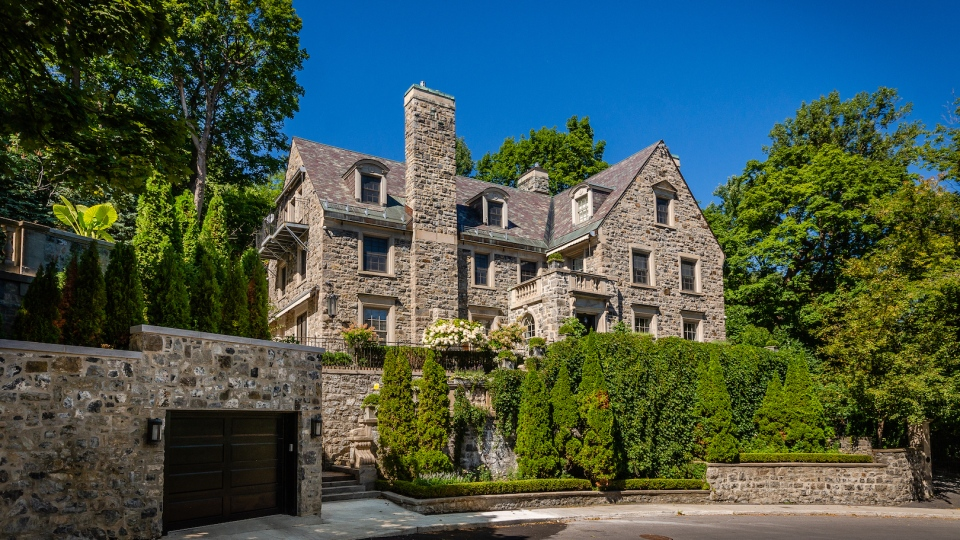 Montreal luxury home