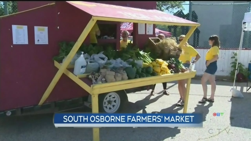 South Osborne Farmers Market returns
