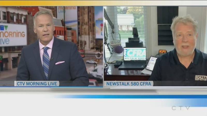 CTV Morning Live Carroll Aug 13