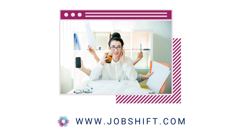 Job Shift website