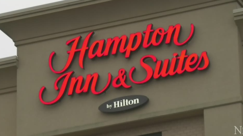 Suspects sought after shooting at Dartmouth hotel