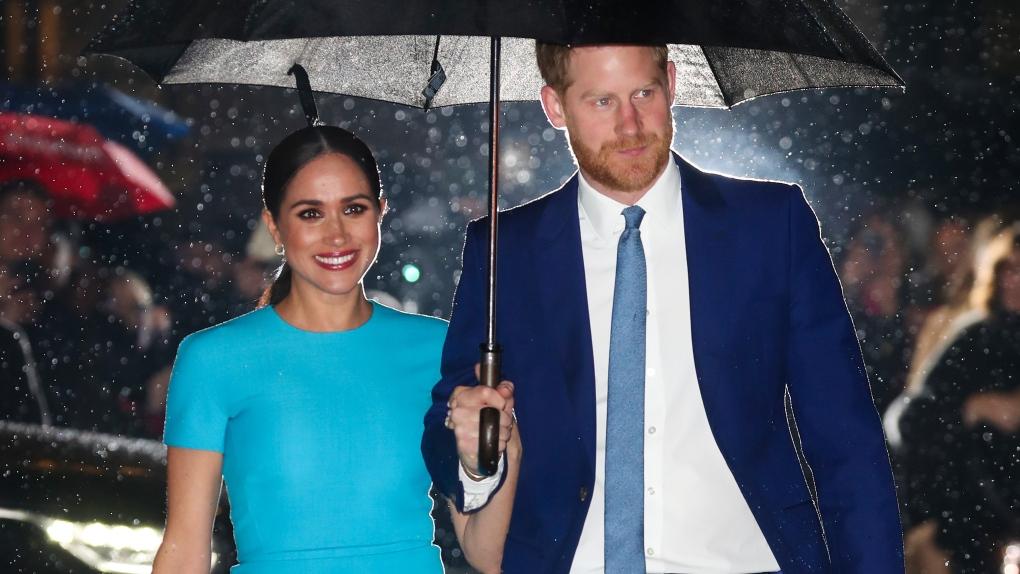 British royal couple agree Netflix content deal