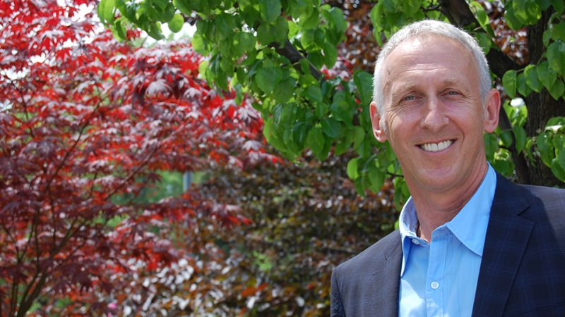 New UVic president Kevin Hall will join the university starting Nov. 1: (University of Victoria)
