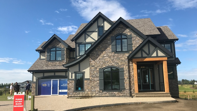The 2020 Covenant DreamLife Lottery dream home is in southwest Edmonton.