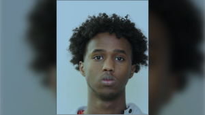 Salah Ali Aden, a 20-year-old man from Edmonton, faces nine charges including aggravated assault after a July 17, 2020, shooting in Leduc, Alta. (Photo provided.)