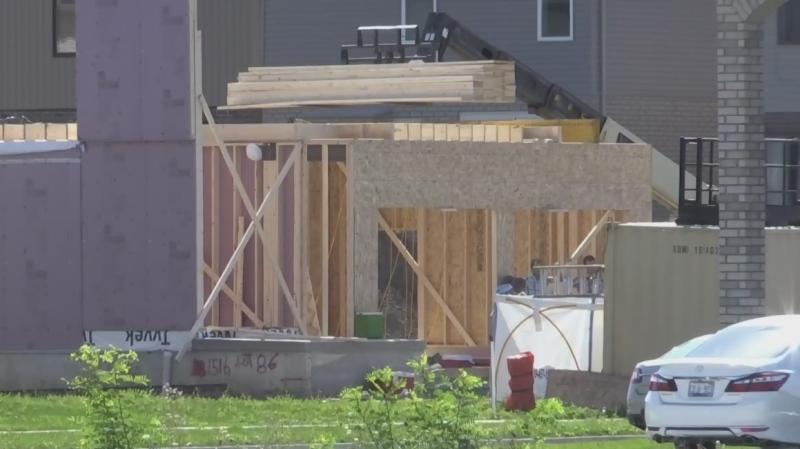 COVID-19 causing building supply backlog