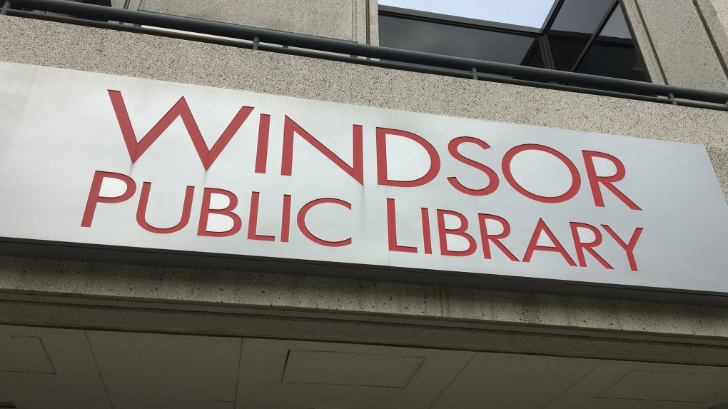 Windsor Public Library central