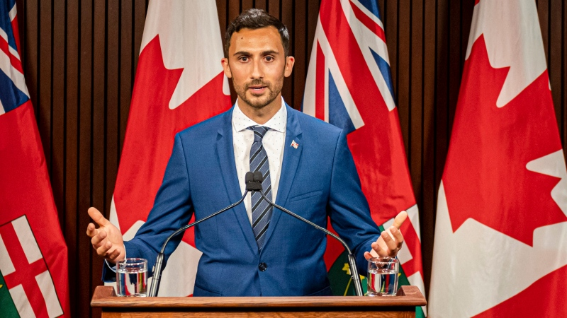 Ont. Education Minister Lecce