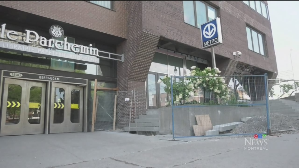 Calls for automated metro doors