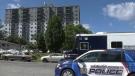 Homicide investigation leads to drug arrest