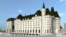 New design for Chateau Laurier