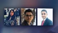 Edmonton victims of falls drowning identified