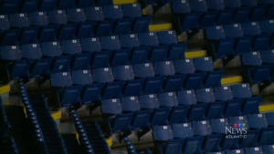 As of now, Quebec Major Junior Hockey League plans to drop the puck on October 1, but Cape Breton Eagles president Gerard Shaw says playing a season isn't financially viable if they can't have fans in the stands.