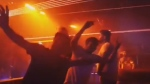 Nightclub video alarms health officials