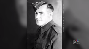 Debbie Cyr's grandfather Joseph Little's service in the Second World War is being honoured through an online project called 'We Will Remember Them', posted to the Facebook page 'Saint John Remembers'.