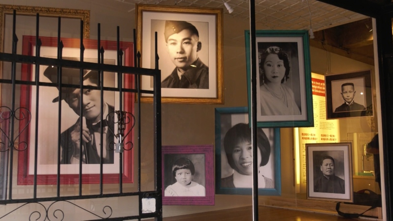 New exhibit opens in Chinatown