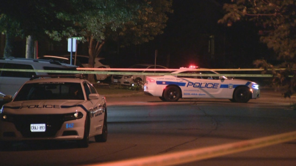 Police are investigating the suspicious death of a woman in Brampton
