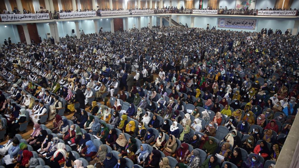 afghanistan taliban release