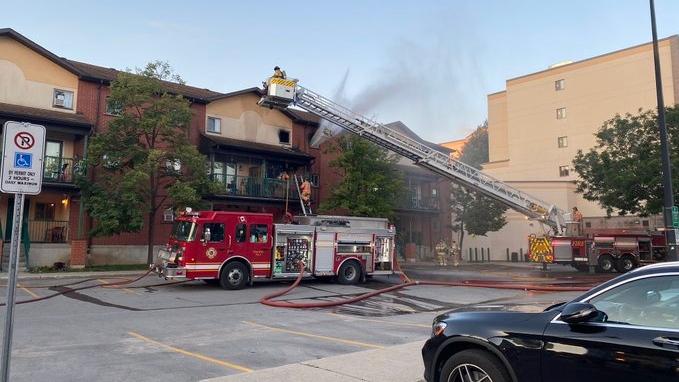 654 King Street fire