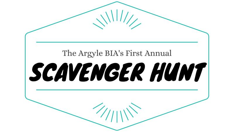 Argyle Scavenger Hunt