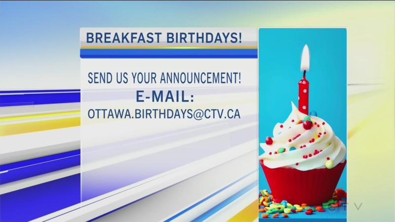 CTV Morning Live Birthdays Aug 14