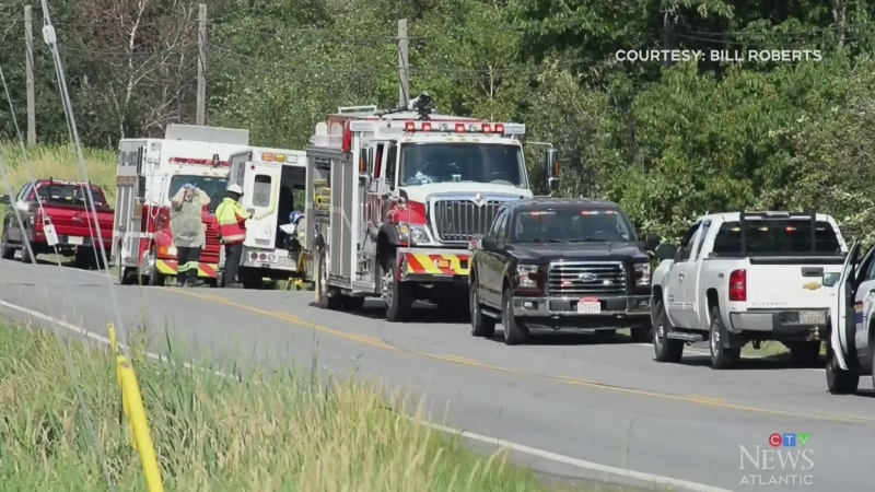 Man killed in crash in Annapolis Valley
