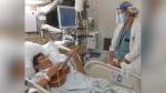 singing patient