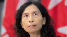 Chief Public Health Officer Dr. Theresa Tam is seen during a news conference in Ottawa, Friday, Aug. 14, 2020. THE CANADIAN PRESS/Adrian Wyld