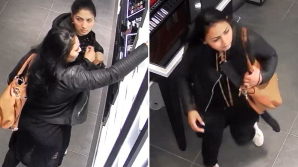 West Shore cosmetic thefts